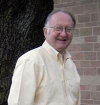 Photo of Professor Cole